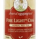 Zhena's Gypsy Tea Fire Light Chai Herbal Red Tea 22 Bag(S)