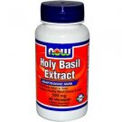 Holy Basil Extract   90 Vcaps NOW Foods