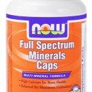 Full Spectrum Mineral Caps  120 Caps NOW Foods