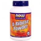 Ribose Pure Powder  4 Oz NOW Foods