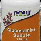 Glucosamine Sulfate 750Mg  120 Caps NOW Foods