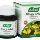 New A Vogel, Allergy Relief Pollinosan, 120 Tablets