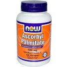 Ascorbyl Palmitate  500 Mg  100 Vcaps NOW Foods