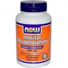 Inositol Hexaphos *** 100 Vcaps NOW Foods