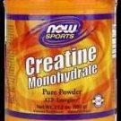 Creatine Powder  600 Grm NOW Foods