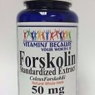 FORSKOLIN Coleus Forskohlii Weight Control 20% Extract  Max 50mg 90 capsules
