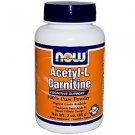 Acetyl L-Carnitine Pure Powder   3 Oz NOW Foods
