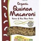 Living Now Gluten-Free Organic Quinoa Macaroni Pasta - 8 oz (227 Grams) by NOW