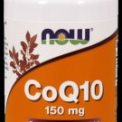Coq10 150Mg   100 Vcaps NOW Foods
