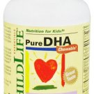 ChildLife, Pure DHA Chewable!, Natural Berry Flavor, 90 Soft Gel Caps