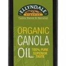 ORG CANOLA OIL 6 x 16.9 FL OZ/Case   (ELLYNDALE) By Now Foods