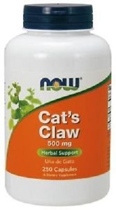 Now Foods Cat's Claw 500 mg - 250 Capsules