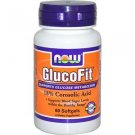 Now Foods GlucoFit - 60 Softgels