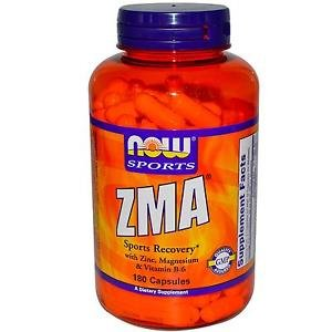 Now Foods ZMA Sports Recovery - 180 Capsules