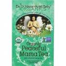 Earth Mama Angel Baby, Peaceful Mama Tea, Citrus Chamomile, 16 bags 1.23 oz.