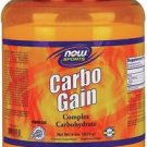 Carbo Gain  8 Lb NOW Foods Complex Carbohydrate Non-GMO