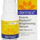 Derma-E - Evenly Radiant Brightening Serum With Vitamin C - 2 oz.