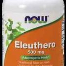 NOW Foods Eleuthero 500 mg 250 Caps