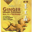 Prince of Peace Ginger Honey Crystals 6.3 oz Instant Hot & Cold Tea Drink Mix