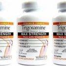 3 Pack Twinlab Trigosamine Max Strength Glucosamine Chondroitin - 90 Caplets