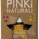 Lunastar Pinki Natural Nail Polish, Augusta, 0.25 Fluid Ounce