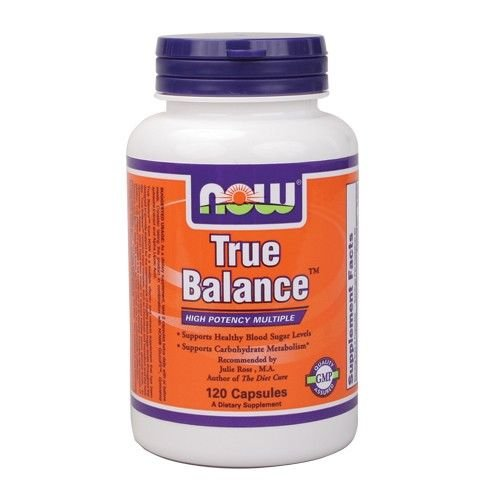 Now Foods, True Balance, High Potency Multiple, 120 Capsules