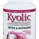 Antioxidant Formula - KYOLIC Formula 105 Kyolic 100 Caps