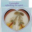 Auroshikha - Medium Lavender Aromatherapy Flower Candle