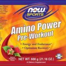 Amino Power Pre-Workout Energy and Endurance 21.16 oz