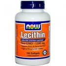 Lecithin 1200Mg  100 Sgels NOW Foods