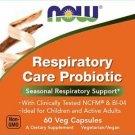 Now Foods Respiratory Care Probiotic Seasonal Respiratory Support