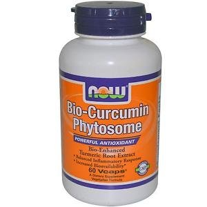 Now Foods Curcumin Phytosome - 60 Veg Caps