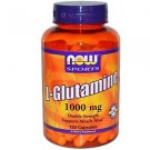 L-GLUTAMINE 120 Caps 1000 mg by Now Foods