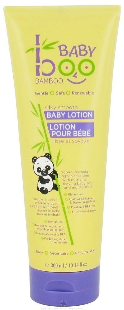 Boo Bamboo Baby Body Lotion - 10.14 oz