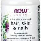 Now Foods Solutions Hair, Skin & Nails - 90 Capsules