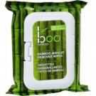 Make Up Remover Wipes 25 Count by Boo Bamboo