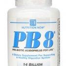 PB 8 Pro-Biotic Acidophilus Nutrition Now 60 Caps
