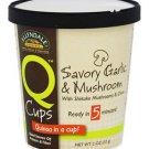 Ellyndale Foods Q Cups™ Savory Garlic & Mushroom