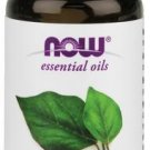 2 Bottles NOW Foods Essential 100% Pure Tea Tree Oil - 1 fl oz.