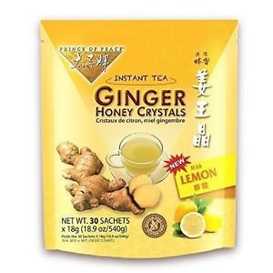 Prince Of Peace Prince of Peace® Instant Lemon Ginger Honey Crystals 30