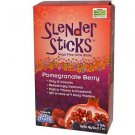 Now Foods Slender Sticks Pomegranate Berry Flavor - 12 Sticks (4g Each)