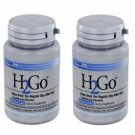 2 Pack Lane Labs H2Go Gentle Constipation Relief - 90 Mini Tabs