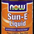 Sun-E Liquid  4 Fl Oz NOW Foods