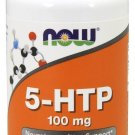Now Foods 5-HTP 100 mg 60 Vcaps Neurotransmitter Support Supports Positive Mood