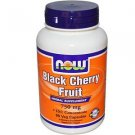 Now Foods Black Cherry Fruit 750 mg - 90 Veggie Caps