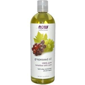Now Foods Solutions Grapeseed Oil - 16 fl oz (473 ml)