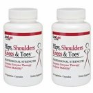 2 Pack Lane Labs - Hips Shoulders Knees and Toes - 60 capsule