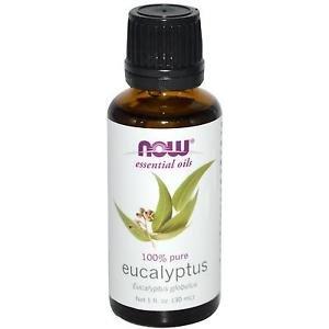 Now Foods Essential Oils Eucalyptus - 1 fl oz (30 ml)