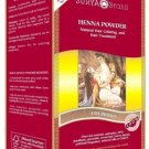 Henna Powder Ash Brown, Surya Brasil