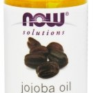 NOW FOODS 100% Pure Jojoba Oil 1 oz Moisturizing Skin,Hair, Body, MADE IN US